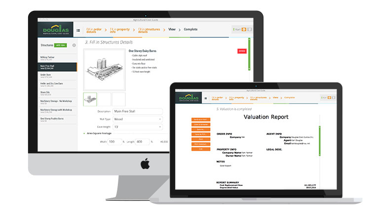 Agricultural Cost Guide Software